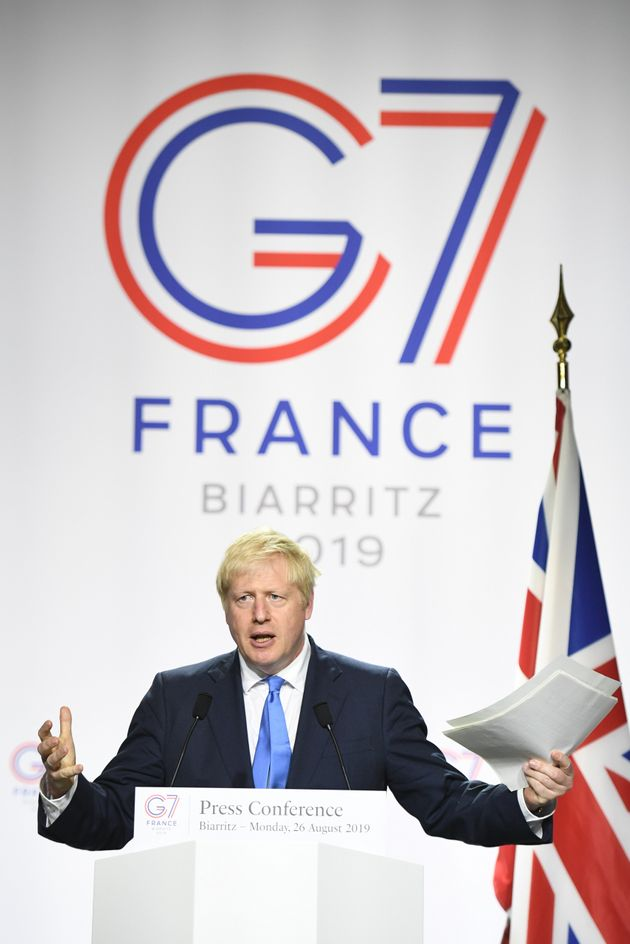 Boris Johnson To Ask Queen To Suspend Parliament As No-Deal Brexit Fears Mount