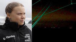 Greta Thunberg sbarca a New York dopo la traversata per il