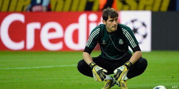 Iker Casillas, tras el 4-1 contra el Borussia: