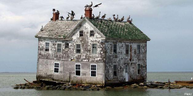 Lugares abandonados: fotografías de edificios en ruinas de exploradores urbanos