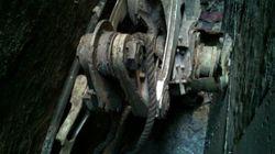 ¿Son estos los restos de un avión del 11-S?