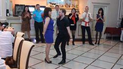 El baile sexy antisexy