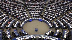 La PAH, en la Eurocámara para luchar contra los