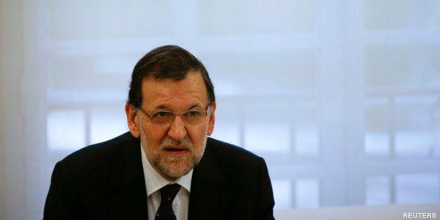 El presidente del Gobierno en una reunión en La