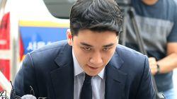 '해외 원정도박 혐의' 승리가 일부 혐의를