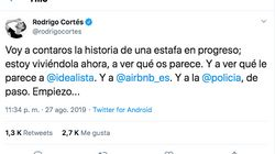 El director Rodrigo Cortés indigna al contar lo que le ocurrió cuando buscaba