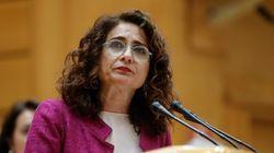 Montero asegura que la Abogacía respalda que no se dé la financiación a cuenta a las