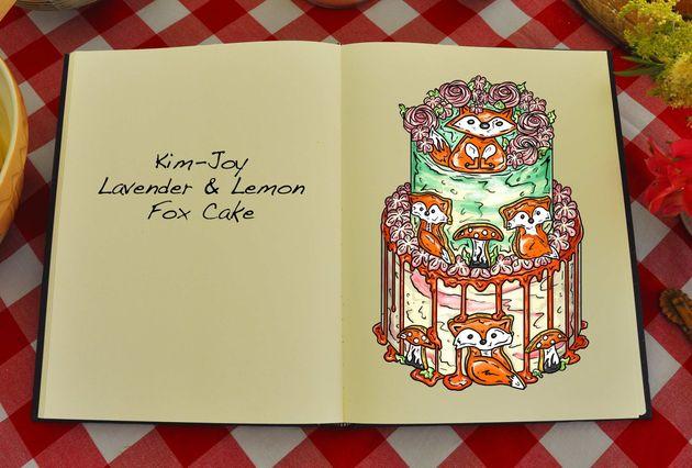 Kim Joy's fox