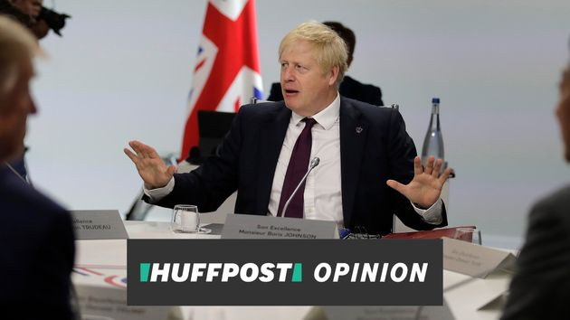 Boris Johnson Suspending Parliament Is A Constitutional Coup
