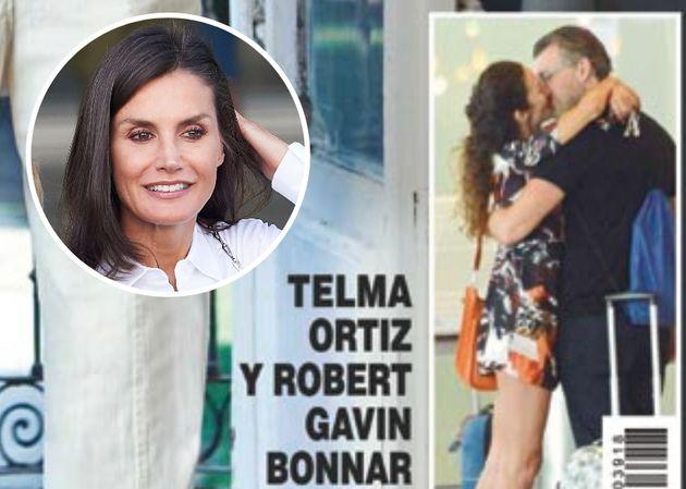 Quién es Robert Gavin Bonnar, el nuevo cuñado de la reina