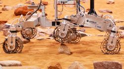 Mars Rover Assembly Completed In