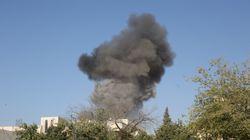 Αεροπορικές επιδρομές κοντά σε τουρκικό παρατηρητήριο στη βορειοδυτική