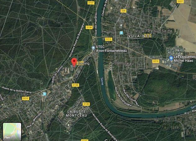 Un incident industriel fait quatorze blessés en