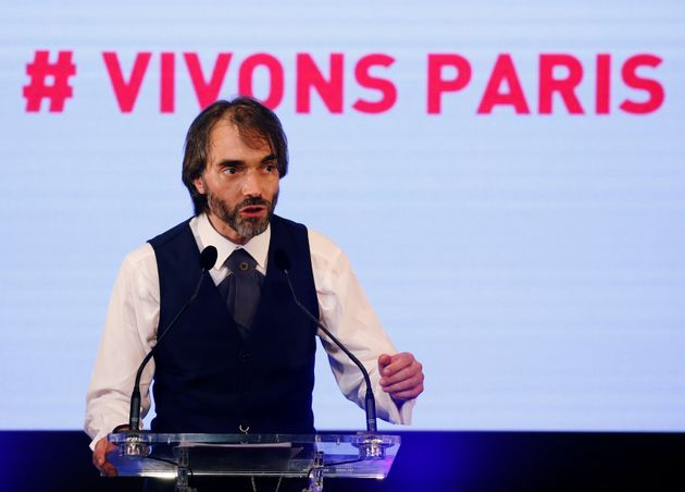 Cedric Villani, French mathematician and La Republique En Marche (LREM) member of Parliament, attends...