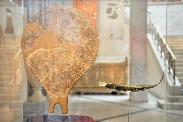 «Δύο πανάρχαια ταξίδια στο Αιγαίο» από το Εθνικό Αρχαιολογικό