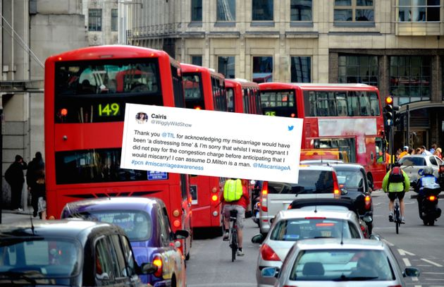 Sadiq Khan Intervenes After TfL Fines Woman Who Suffered Miscarriage