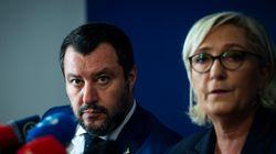 """Attento Salvini: la """"lepenizzazione"""" della Lega non è cosa buona (per"""