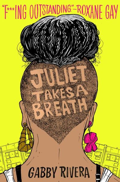 Juliet Takes A Breath by Gabby