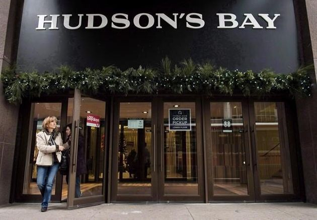 Hudson's Bay Co. signs deal to sell Lord and Taylor banner to Le