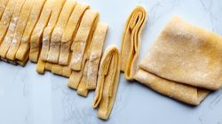 The Easiest Way To Make Homemade Pasta Without Fancy