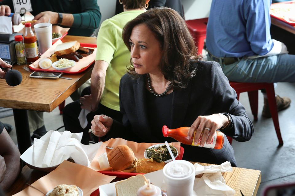 Check Out A Sampling Of The Food Presidential Candidates Have Eaten This Year
