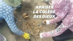 Des archéologues déterrent le plus grand site de sacrifice rituel d'enfants au