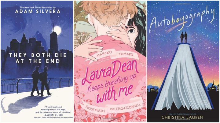 books for lgbtq teens