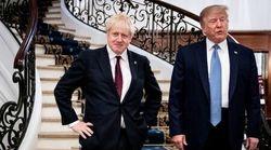 Trump vuelve a apoyar a Boris Johnson: