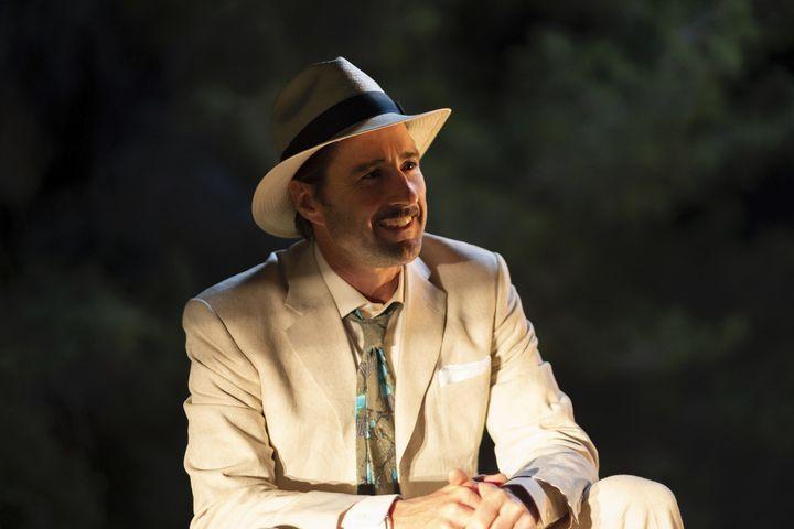 """Luke Wilson in """"Room 104"""" on HBO."""