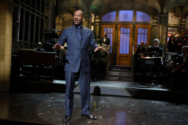 Eddie Murphy on the 40th anniversary special of