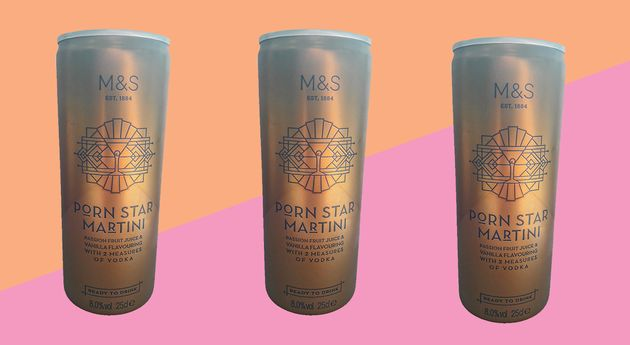 M&S Is Having To Change The Name Of Its Porn Star Martini – Heres Why