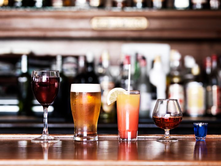 According to a new study, Canadians are getting an average of 10 per cent of their daily calories from alcohol.