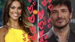 El tonteo entre Lara Álvarez y Andrés Velencoso en