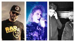 Mobydick, La Bronze et Wake Island en tournée au Maroc du 3 au 8