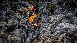 Σε ύφεση οι φωτιές σε Βύρωνα, Αρτέμιδα Αττικής και