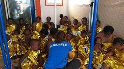Mare Jonio salva 100 migranti (22 bambini). Salvini, Toninelli e Trenta vietano