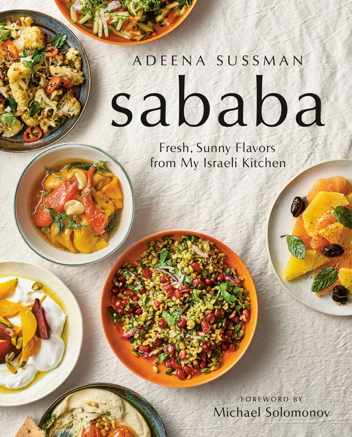 Adeena Sussman's new book
