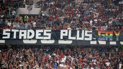 Nice-Marseille interrompu après de nouveaux chants et des banderoles