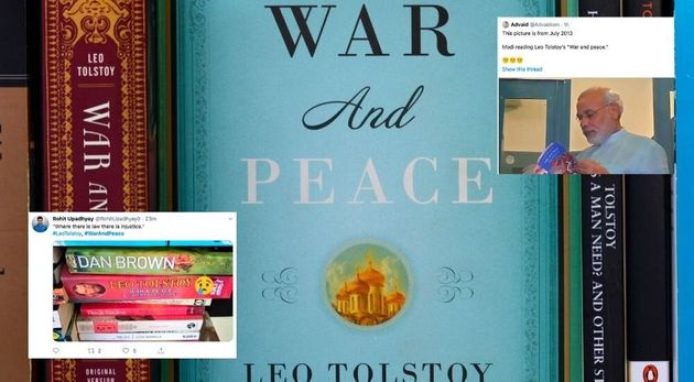 Bombay HC's 'War And Peace' Remark To Vernon Gonsalves Has Twitter