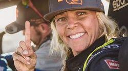 Morta in un incidente Jessi Combs, la donna più veloce del