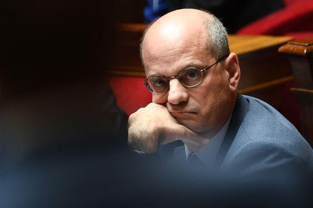 Jean-Michel Blanquer à l'Assemblée nationale en