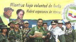 El disidente de las FARC 'Iván Márquez' anuncia que retoma las