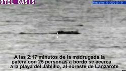 Un vídeo desmonta la versión oficial sobre el choque de una patrullera contra una