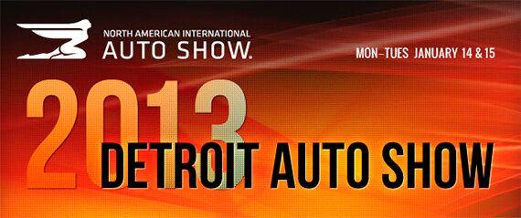 Todas las novedades del Salón del automóvil de Detroit, en un