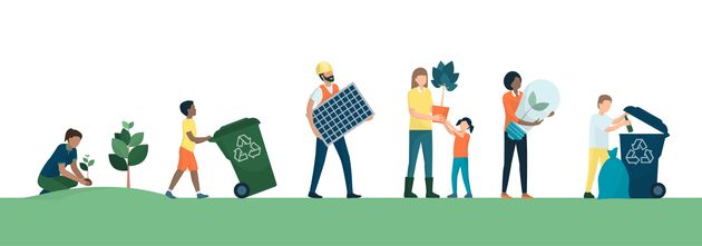 Big Lifestyle Changes Are Needed To Cut Emissions – Here Are 3 Ways To Get Started