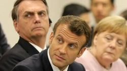 Bolsonaro borra de Facebook el comentario ofensivo sobre Brigitte