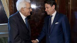 El presidente de Italia encarga a Conte la formación de nuevo