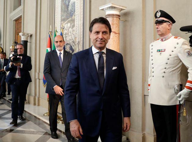 En Italie, Giuseppe Conte va former un gouvernement