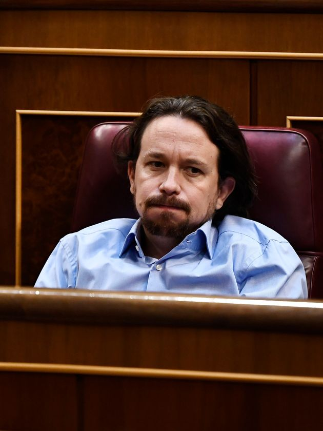Imagen de archivo del líder de Podemos, Pablo