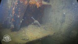 Μέσα στο «Terror», το ένα από τα δύο πλοία της «καταραμένης» αποστολής